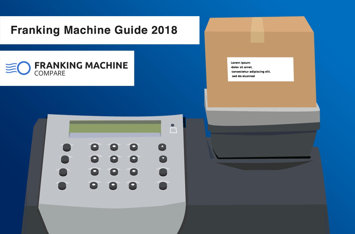 franking machine guide 2018